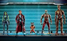 Papel de parede Bonecos: Guardiões da Galáxia