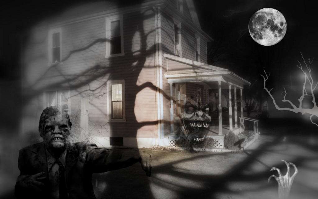 Papel de parede Casa Mal Assombrada para download gratuito. Use no computador pc, mac, macbook, celular, smartphone, iPhone, onde quiser!
