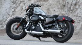 Papel de parede Harley-Davidson 883 Custon