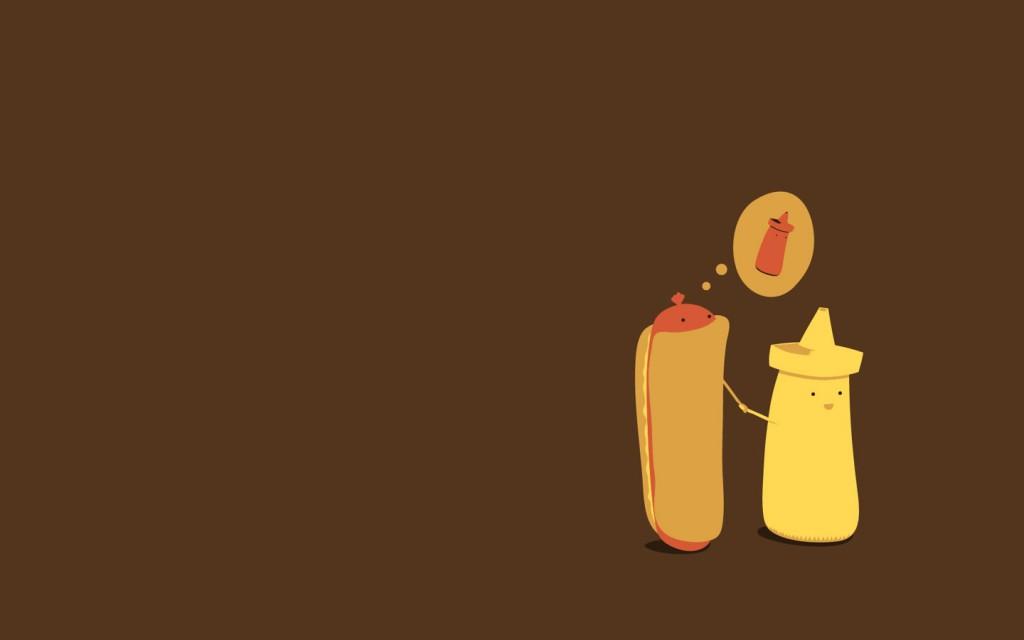 Papel de parede Cachorro Quente – Condimentos para download gratuito. Use no computador pc, mac, macbook, celular, smartphone, iPhone, onde quiser!