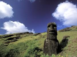Papel de parede Ilha de Páscoa – Grande
