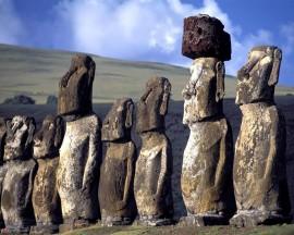 Papel de parede Ilha de Páscoa – Impressionante