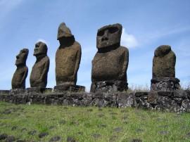 Papel de parede Ilha de Páscoa – Incrível