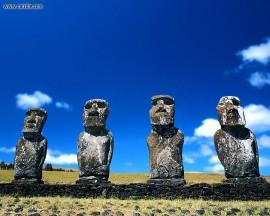 Papel de parede Ilha de Páscoa – Beleza