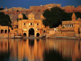 Papel de parede Índia e o Gangis