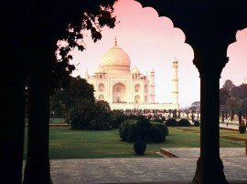 Papel de parede Índia – Arquitetura