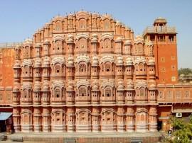 Papel de parede Índia – Palácio dos Ventos