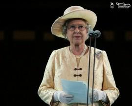 Papel de parede Inglaterra – A Rainha