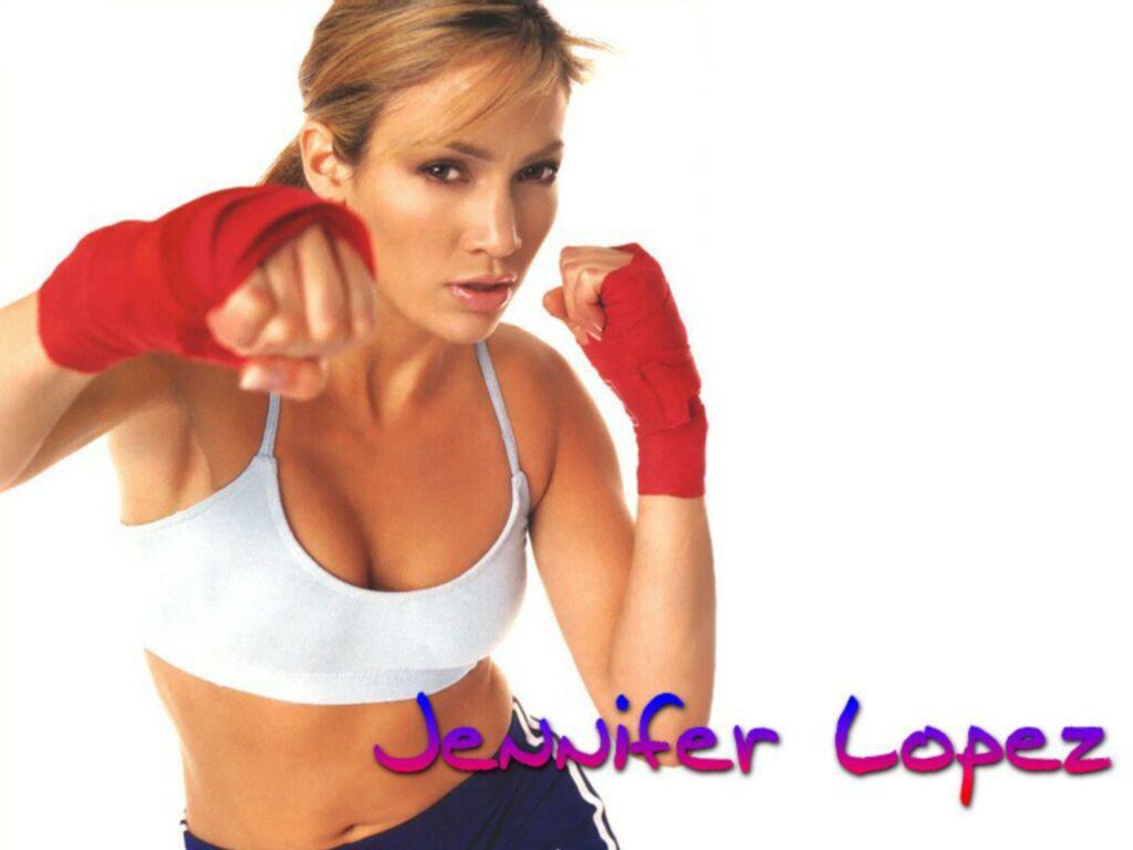 Papel de parede Jeniffer Lopez – Boxe para download gratuito. Use no computador pc, mac, macbook, celular, smartphone, iPhone, onde quiser!