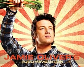 Papel de parede Jamie Oliver – Revolução da Cozinha