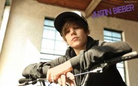 Papel de parede Justin Bieber – No Rádio