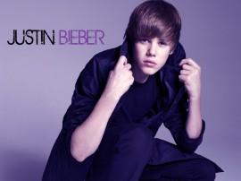 Papel de parede Justin Bieber – Roxo