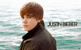 Papel de parede Justin Bieber – À beira-mar