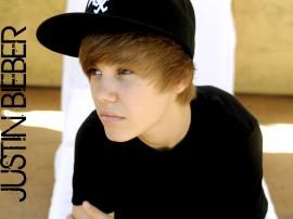 Papel de parede Justin Bieber – Divertido