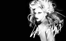 Papel de parede Lady Gaga – Born This Way