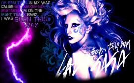 Papel de parede Lady Gaga – Novo Álbum