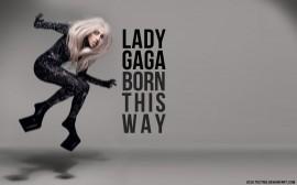 Papel de parede Lady Gaga – Novo