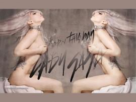 Papel de parede Lady Gaga – Lançamento