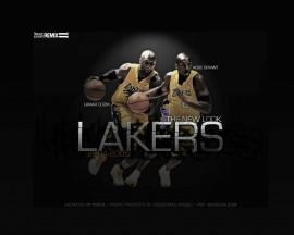 Papel de parede Lakers