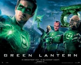 Papel de parede Lanterna Verde – Heróis