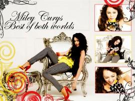 Papel de parede Miley Cyrus – Cantora