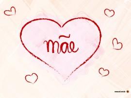 Papel de parede Mãe – Amor