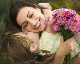 Papel de parede Mãe – Abraço Apertado