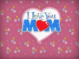 Papel de parede Mãe – Te amo!