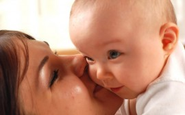 Papel de parede Mãe – Carinho e Proteção