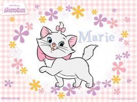 Papel de parede Marie – Para Meninas