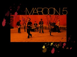 Papel de parede Maroon 5: Clipe