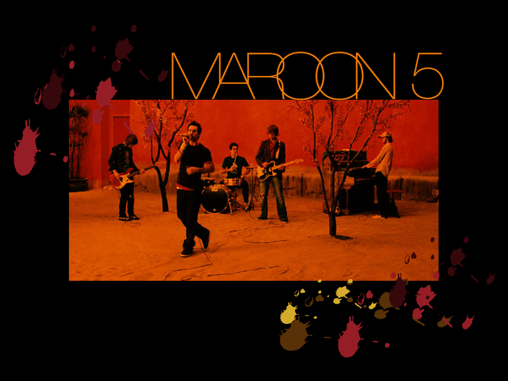 Papel de parede Maroon 5: Clipe para download gratuito. Use no computador pc, mac, macbook, celular, smartphone, iPhone, onde quiser!
