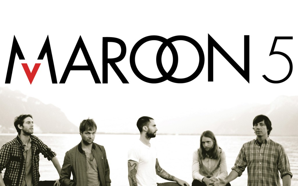 Papel de parede Maroon 5: Logotipo da Banda para download gratuito. Use no computador pc, mac, macbook, celular, smartphone, iPhone, onde quiser!