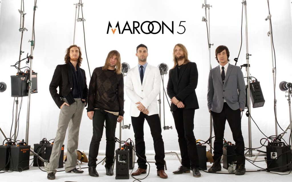 Papel de parede Maroon 5: Banda de Rock para download gratuito. Use no computador pc, mac, macbook, celular, smartphone, iPhone, onde quiser!