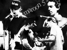 Papel de parede Maroon 5: Show
