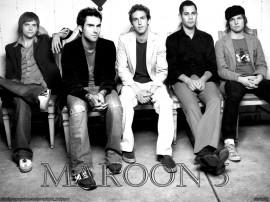 Papel de parede Maroon 5: Banda de Sucesso