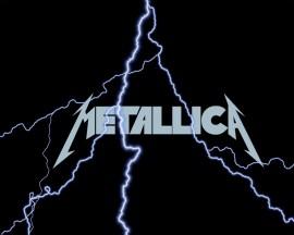 Papel de parede Metallica