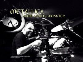 Papel de parede Metallica: Lars em Some Kind of Monster