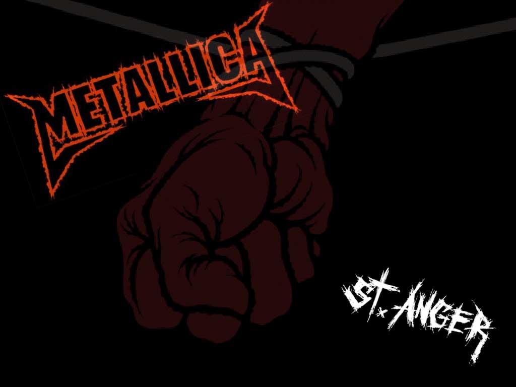 Papel de parede Metallica: Álbum St. Anger para download gratuito. Use no computador pc, mac, macbook, celular, smartphone, iPhone, onde quiser!