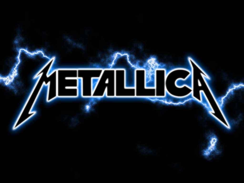 Papel de parede Metallica: Raios Azuis para download gratuito. Use no computador pc, mac, macbook, celular, smartphone, iPhone, onde quiser!