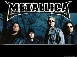Papel de parede Metallica: Banda Completa