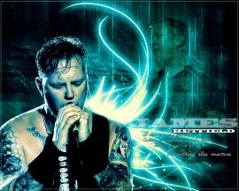 Papel de parede Metallica: Vocalista