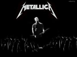 Papel de parede Metallica: Show