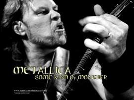 Papel de parede Metallica: James em Some Kind of Monster