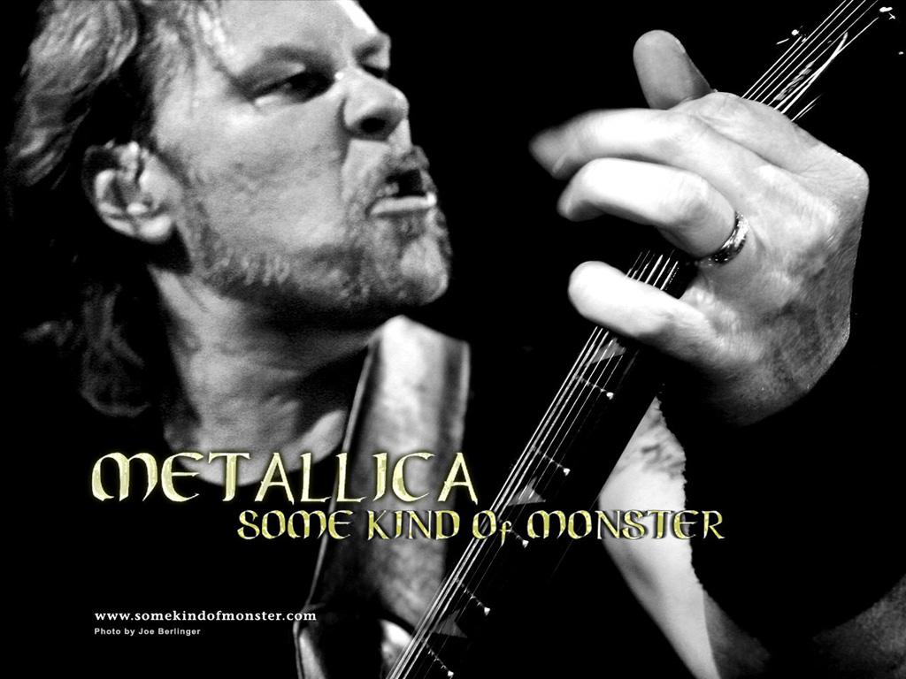 Papel de parede Metallica: James em Some Kind of Monster para download gratuito. Use no computador pc, mac, macbook, celular, smartphone, iPhone, onde quiser!