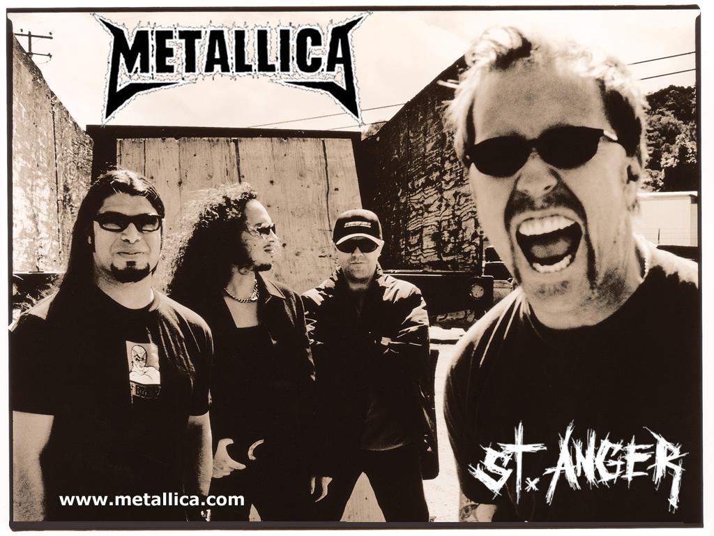 Papel de parede Metallica – St. Anger para download gratuito. Use no computador pc, mac, macbook, celular, smartphone, iPhone, onde quiser!