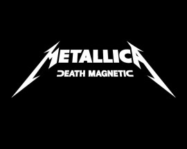 Papel de parede Metallica: CD Death Magnetic