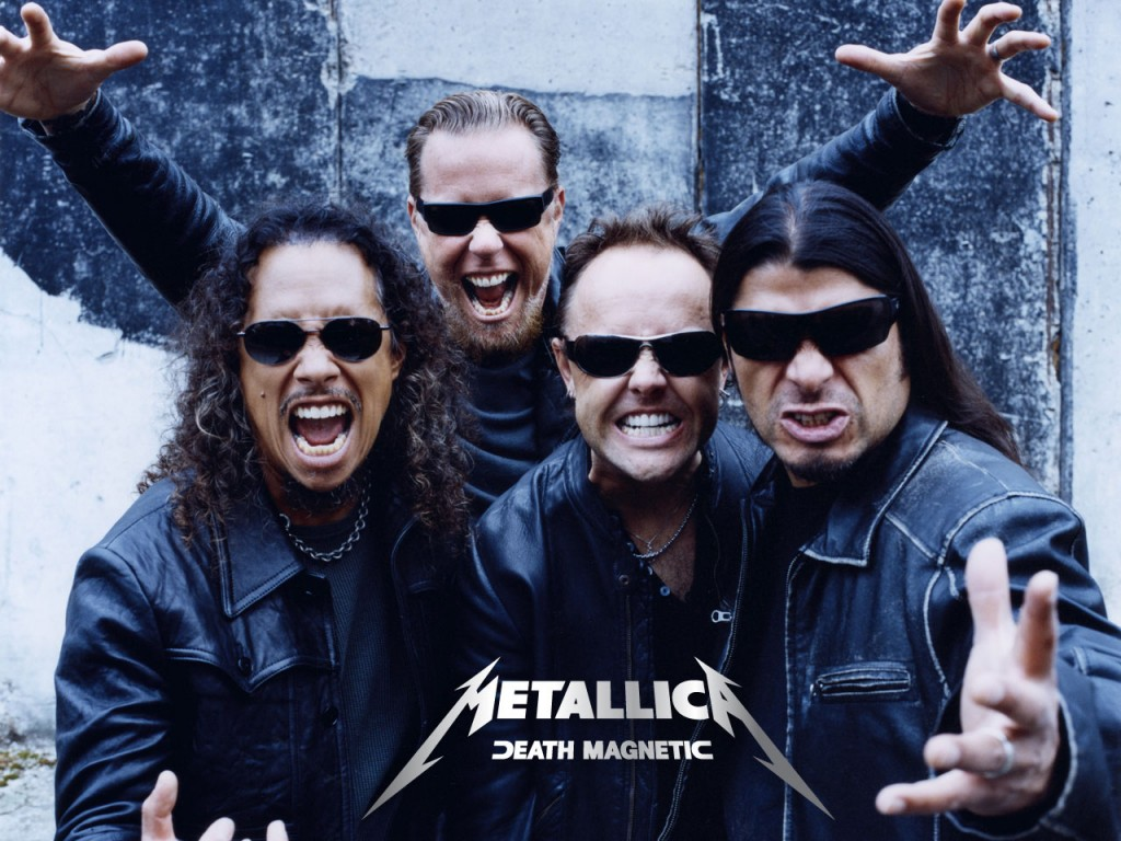 Papel de parede Metallica – Banda para download gratuito. Use no computador pc, mac, macbook, celular, smartphone, iPhone, onde quiser!