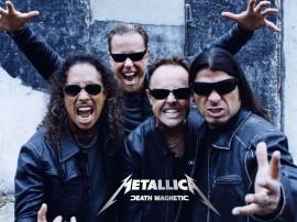 Papel de parede Metallica – Banda