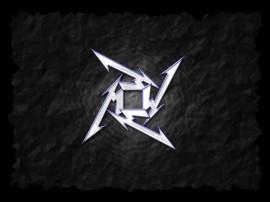 Papel de parede Metallica – Símbolo